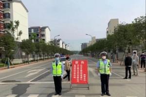 助力学生安全返校枣庄台儿庄区公安交警暖心护航
